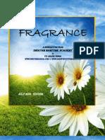 Fragrance July-Aug Edition