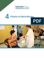 Gasto público en Salud en Nicaragua