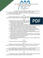 Pravilnik o tehničkim normativima za stabilne uređaje za gašenje požara ugljen dioksidom