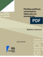 La Renovacion de Los Partidos Politicos