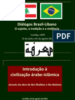 Civilização Árabe-Islâmica Curitiba 01 agosto 2012 em pdf