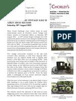 Post Sale Press Release(1)