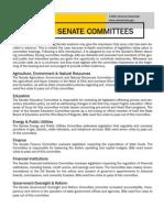 Committee Info Handout