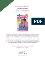 Kerry Allyne - Erro de Amor (Bianca Dupla 519.2)