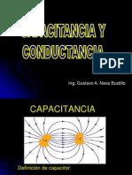 Capacitancia y Conductancia
