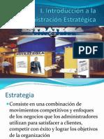 Unidad 1 Direcc Empresarial, Material Apoyo