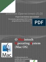 Sistemas Operacionais (S