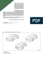 2010 Subaru Legacy Manual
