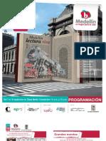 Programación Fiesta de libro 2012