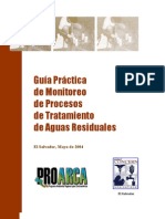 Guia de Manejo de Aguas Residuales El Salvador