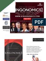 Kingonomics 2013 Opportunity Presentation