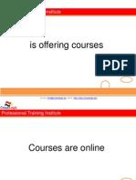CrossLogic Online Courses