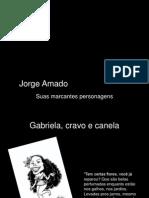 Slide Jorge Amado