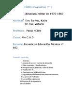 t.p.dictadura Dossantos Dedio