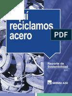 Reporte de Sostenibilidad 2011