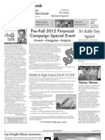 Outlook August 31, 2012 Issue