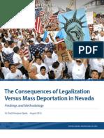 Deportation vs. Legalization in Nevada