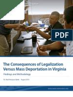 Deporation vs. Legalization in Virginia