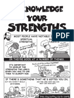 Acknowledge Your Strengths