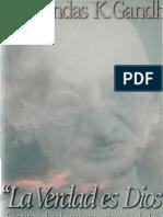 Gandhi - La Verdad Es Dios