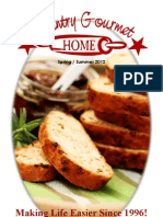 Country Gourmet Home Catalog - Spring/Summer 2012