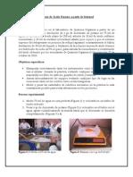 Sintesis de Acido Formico