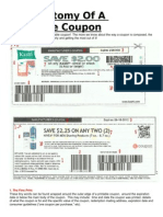Anatomy of a Printable Coupon