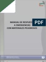 Manual de Respuesta a Emergencias de Materiales Peligrosos 2010