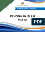 Dokumen Standard Kurikulum Pendidikan Islam Tahun 2