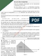 Programación lineal (Matemáticas CCSS II)