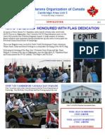 Jul-Aug 2012 Unit 5 Newsletter 4