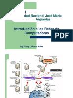 2011-I Introduccion a Redes Final