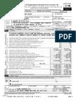 CHNJ 990 - Removed Schedule B