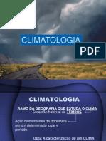 Apresentação Tempo e Clima - 1º EM