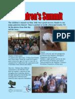 Children's Summit Final Report