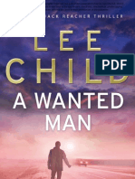 September Free Chapter - A Wanted Man by Lee Child