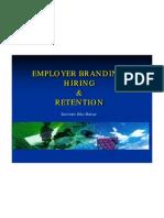 Branding, Hiring,Retention Sarinah
