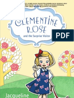 September Free Chapter - Clementine Rose and the Surprise Visitor by Jacqueline Harvey
