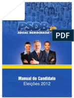 Manual Candidato 2012