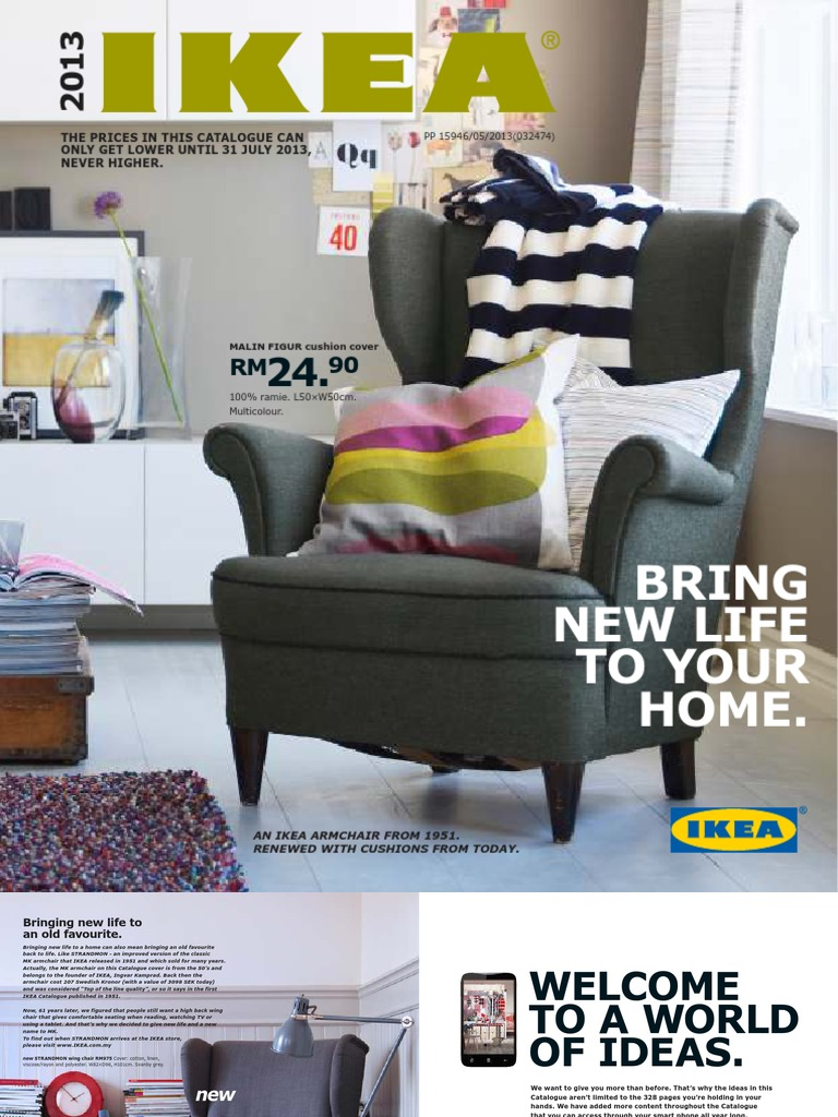 Ikea Malaysia Chair Loris Decoration