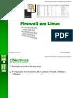 8 - Firewalls Linux