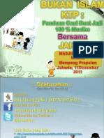 Review Buku Bukan Islam KTP (2)