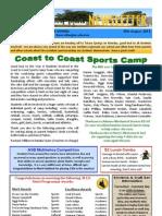 Newsletter 30.08.12