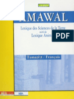 Amawal - Lexique des Sciences de La Terre par Yidir AHMED ZAYED