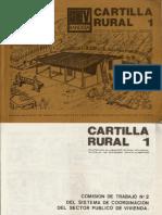 Cartilla Rural