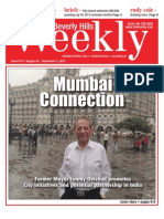 Mumbai Connection--Beverly Hills Weekly, Issue #674