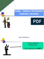 Marco Integrado de Control Interno Coso
