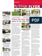 Anne Duncan Real Estate 'City Fringe Flyer' Issue 49 August 2012