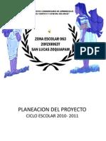 PROY. COMUNITARIO PEÑA