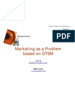 OTSM for Marketing Process - TRIZ Center P